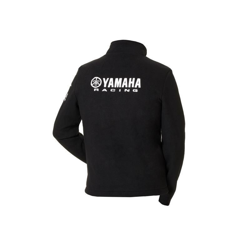 polaire homme paddock bleu yamaha 2018 veste noir. Black Bedroom Furniture Sets. Home Design Ideas