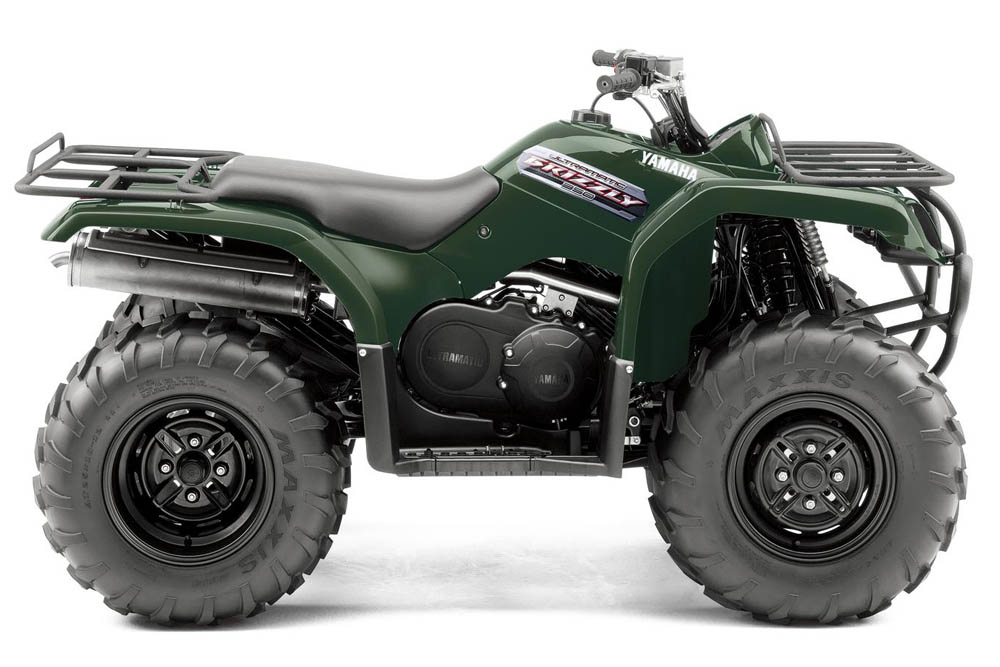 yamaha grizzly 350 4x4 un quad quad utilitaire neufs de quad dijon. Black Bedroom Furniture Sets. Home Design Ideas